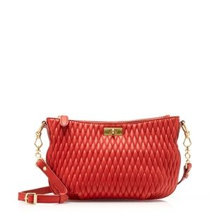 Quilted j.crew Crossbody purse